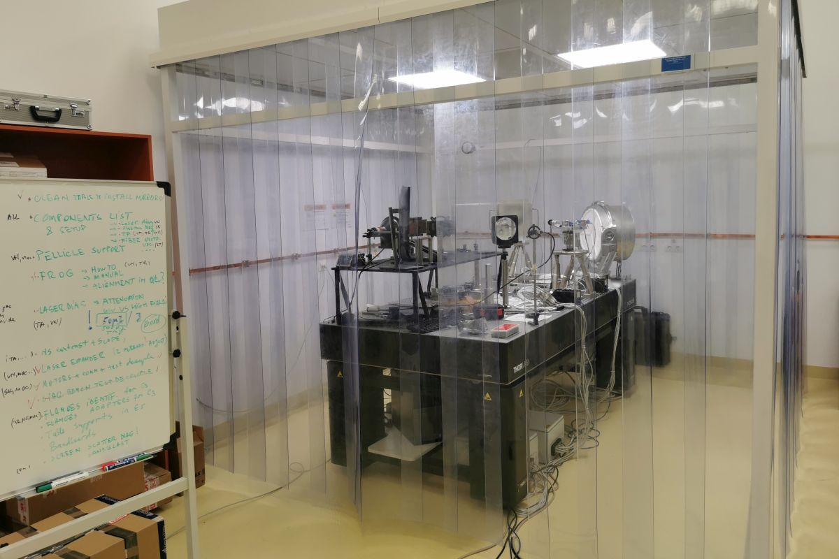 ISO-8 Cleanroom