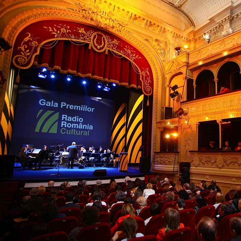 2012 - Radio Romania Cultural Awards